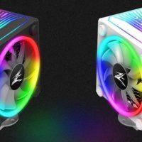 Zalman CNPS16X: Disipador CPU en configuración Push&Pull y con mucha iluminación RGB