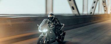 Zero presenta su nueva moto eléctrica SR/S con hasta 320 kilómetros de autonomía