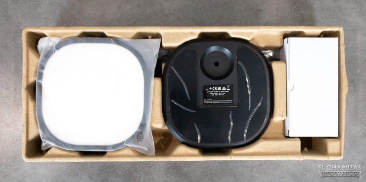 ElGato Key Light Air - Embalaje interior