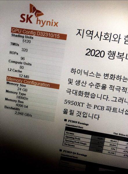 especificaciones Big Navi Radeon RX 5950XT 441x600 0