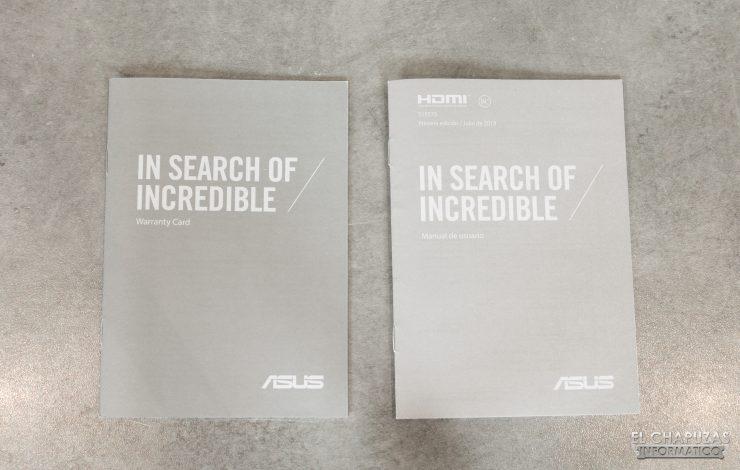 Asus ProArt StudioBook Pro 17 - Documentación