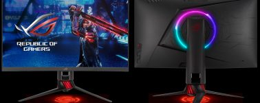 Asus ROG Strix XG27WQ: VA de 27″ Quad HD @ 165 Hz, 1ms y AMD FreeSync Premium Pro