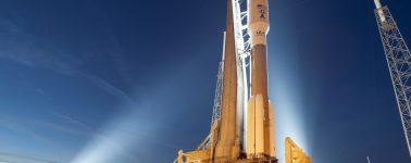 La Fuerza Espacial de los Estados Unidos lanzó con éxito su primera misión de seguridad nacional