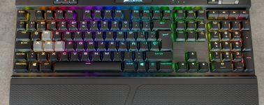 Review: Corsair K70 RGB MK.2 Low Profile