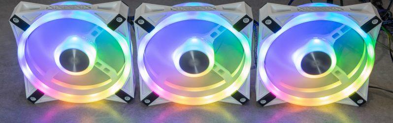 Review: Corsair QL120 RGB Kit + Light Node Core