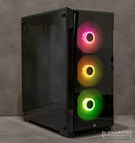 Corsair iCUE 220T RGB - Exterior 1