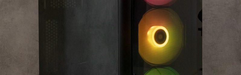 Review: Corsair iCUE 220T RGB