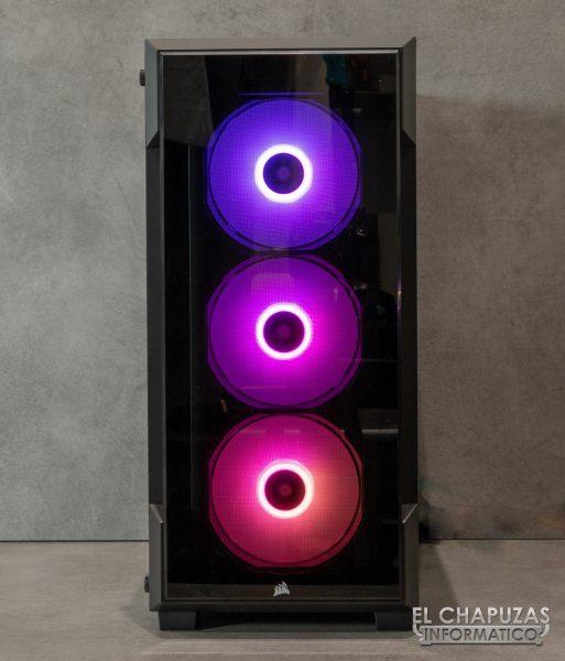 Corsair iCUE 220T RGB - Exterior 2