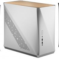 Fractal Design Era ITX: Chasis de tamaño reducido (16L) disponible en 5 colores