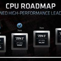 AMD comenzaría a emplear la memoria DDR5 y los puertos USB 4.0 en el 2022