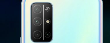 Honor 30S: 6.5″, Kirin 820 5G, cuádruple cámara trasera y 4000 mAh desde 305 euros