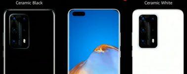 Huawei P40 y P40 Pro anunciados: Panel OLED @ 90 Hz y posiblemente la mejor cámara del mercado
