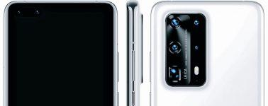 Huawei P40 y P40 Pro filtrados con todo lujo de detalle, incluido el precio: 799 y 999 euros