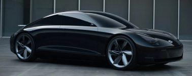 Hyundai Prophecy, el concepto de vehículo eléctrico de la marca que se conduce con joysticks