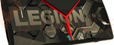Así es el smartphone gaming Lenovo Legion: 5050 mAh, ventilador integrado e iluminación RGB