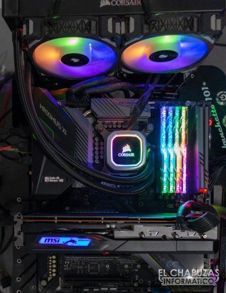 MSI Radeon RX 5500 XT Gaming X 8GB - Equipo de pruebas 1