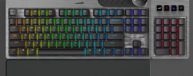 Nace Mountain, y su primer lanzamiento es su teclado gaming mecánico modular Everest