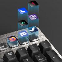 Mountain cumple con creces la financiación de su innovador teclado mecánico Everest