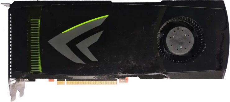 GeForce GTX 480 Core 512