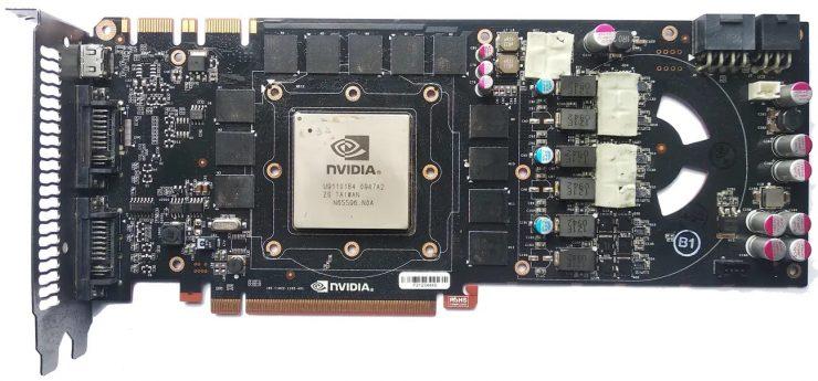 Nvidia GeForce GTX 480 Core 512