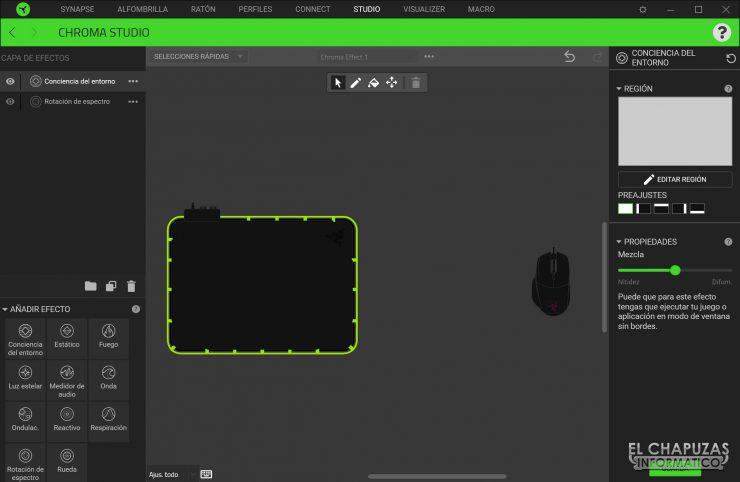 Razer Firefly V2 - Software 3