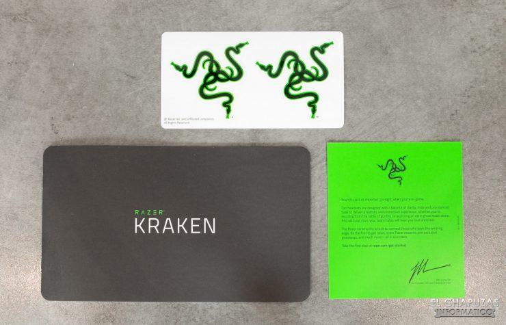 Razer Kraken Stormtrooper Edition - Documentación