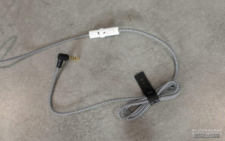 Razer Kraken Stormtrooper Edition - Cable y controlador