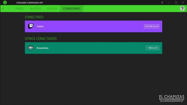 Razer Seiren Emote - Software 3