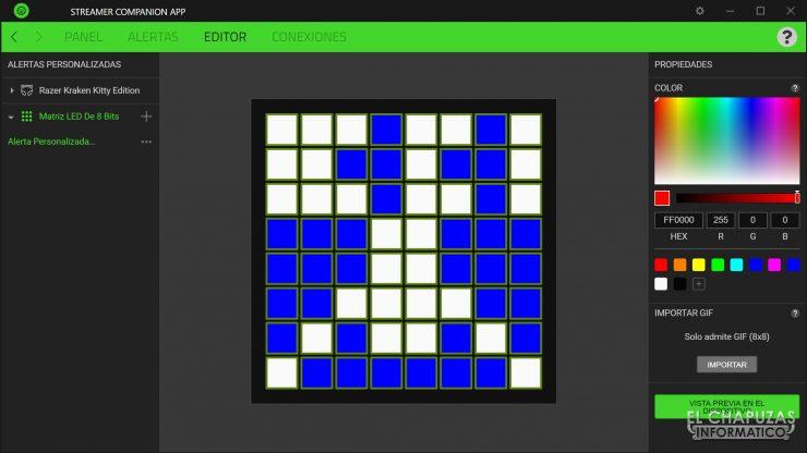 Razer Seiren Emote - Software 6