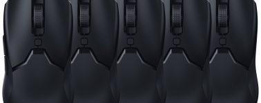 Razer Viper Mini: Ratón gaming de tamaño compacto con sensor y pulsadores de alto rendimiento