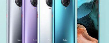Redmi K30 Pro y Redmi K30 Pro Zoom anunciados: Snapdragon 865 y batería de 4700 mAh