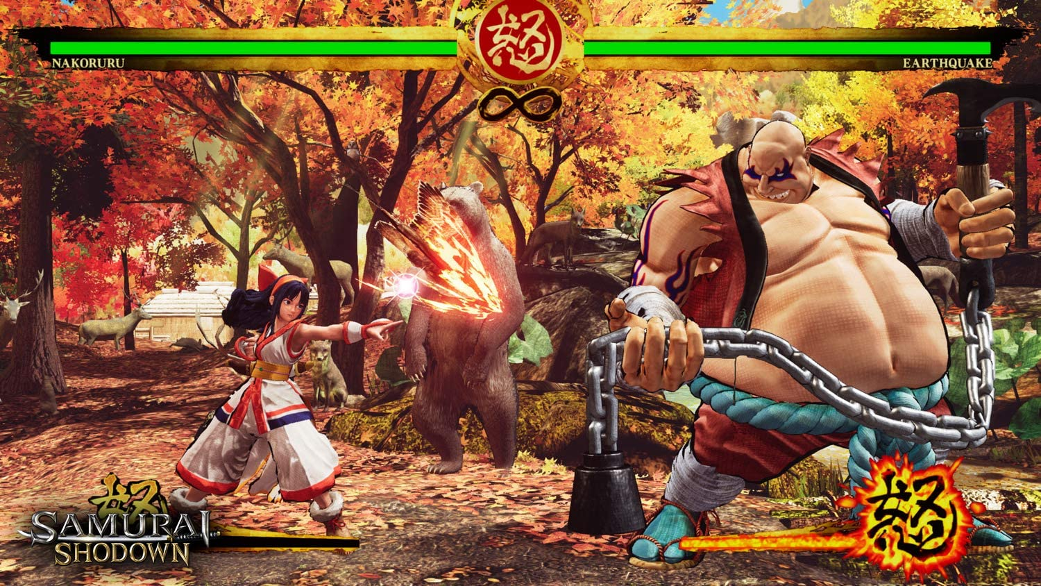Samurai Shodown llegará a PC como exclusivo de la Epic Games Store ...
