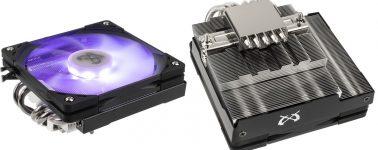 Scythe Big Shuriken 3 RGB: El Shuriken 3 con un ventilador de colorines