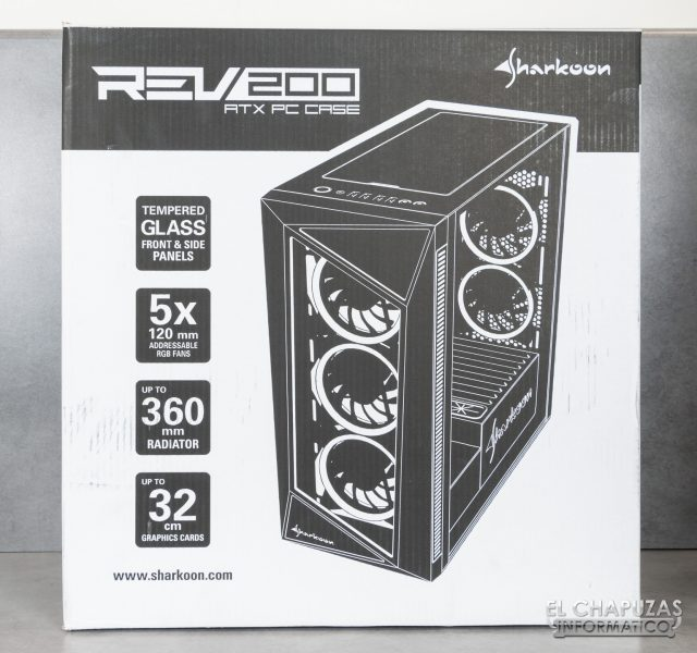 Sharkoon REV200 - Embalaje 1