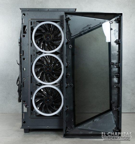 Sharkoon REV200 - Interior - Lado frontal 2
