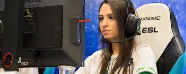 116 años de cárcel para una jugadora profesional de CS:GO por estafa relacionada con las skins