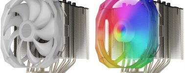 SilentiumPC Fortis 3 EVO ARGB: Disipador CPU de alto rendimiento con iluminación ARGB