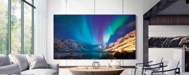 Samsung lanzaría sus primeros televisores Micro LED durante la 2ª mitad de 2020
