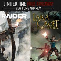Descarga gratis el Tomb Raider (2013) y el Lara Croft y el Templo de Osiris