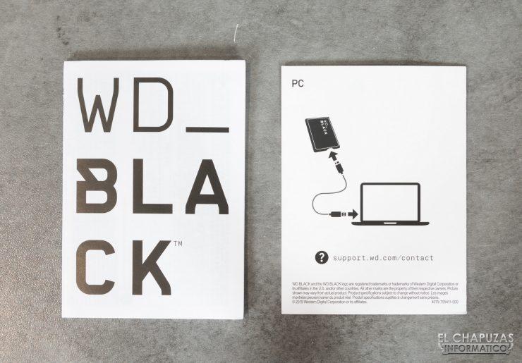 Western Digital WD_Black P10 - Documentación
