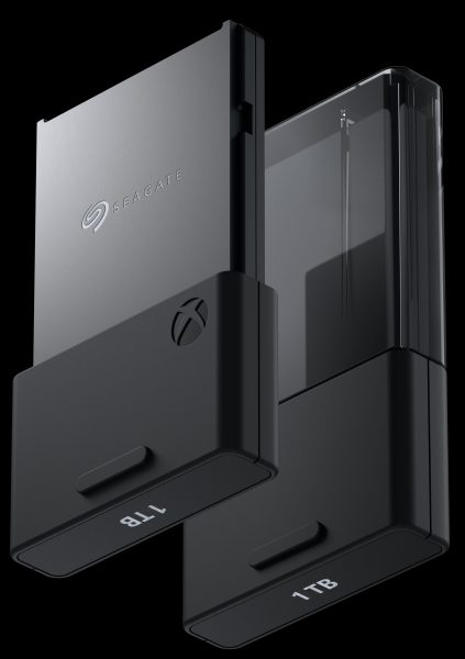 Almacenamiento externo Xbox Series X