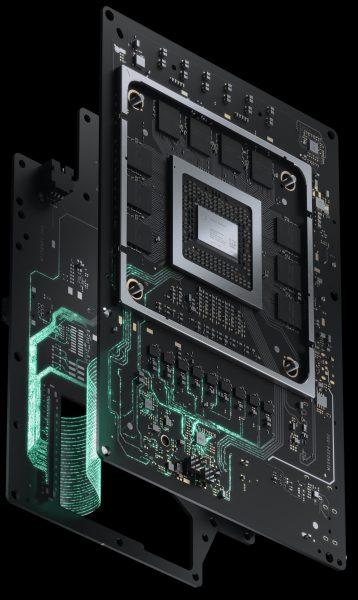 GPU RDNA2 de la Xbox Series X