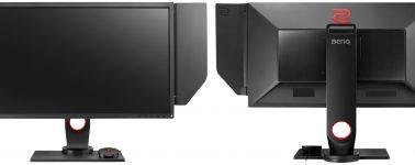 Zowie XL2746S: 27″ TN Full HD @ 240 Hz, 0,5ms y tecnología DyAc⁺
