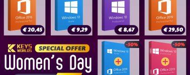 Llévate Windows 10 desde 7€, te protegerá el PC y a ti del coronavirus lo mismo que una mascarilla