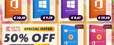 Pasa la cuarentena con tu PC protegido con una licencia de Windows 10 desde 7 euros