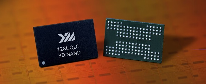 3D QLC NAND Flash