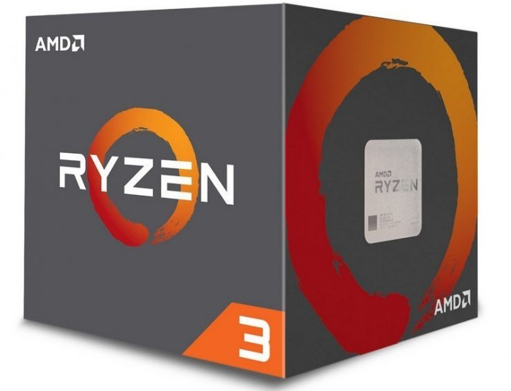 Ryzen 3 1200 AF