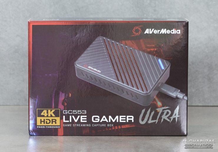 AverMedia Live Gamer Ultra - Embalaje 1