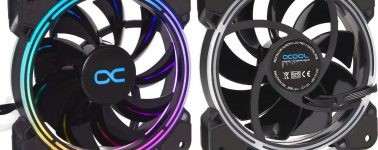 Alphacool Eiszyklon Aurora LUX PRO 2: Llamativo ventilador RGB para mejorar el flujo de aire del sistema