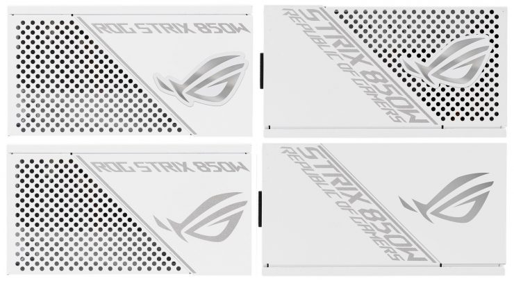 Asus ROG Strix 850G White Edition